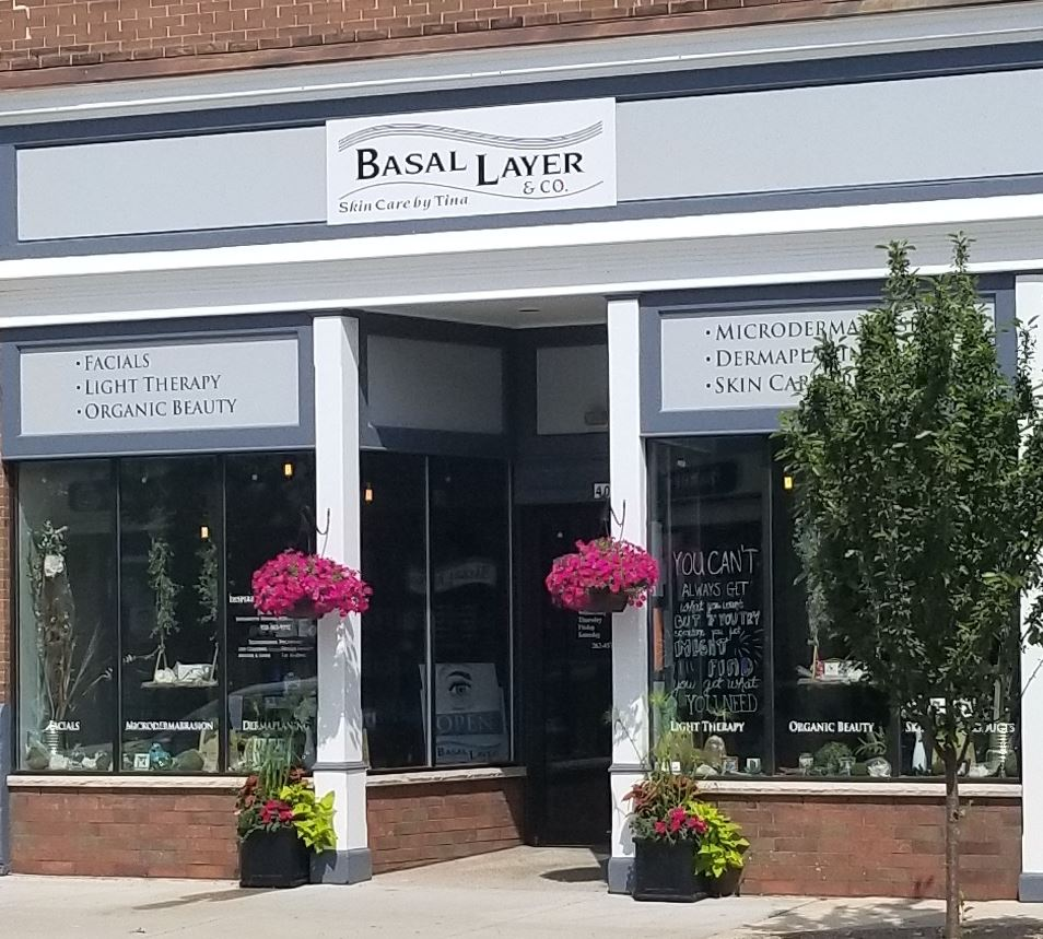 Basal Layer and Co. Skin Care by Tina Storefront