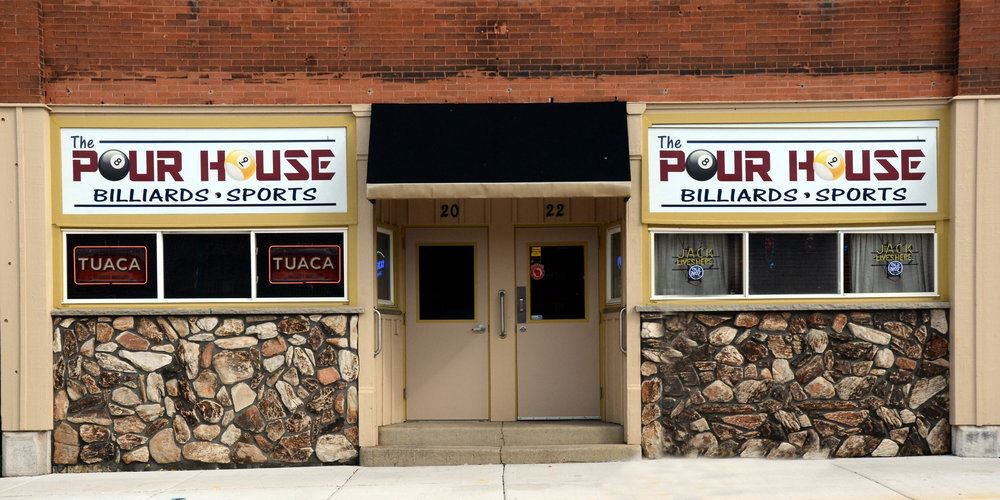 The Pour House Storefront